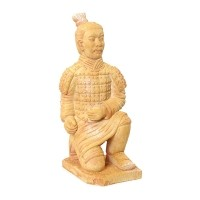 Décoration pour aquarium - Décor Terracotta Warrior Rosewood