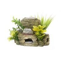 Décoration pour aquarium - Décor Rocky Cave Rosewood