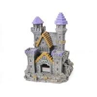 Décoration pour aquarium - Château 3D Small Rosewood