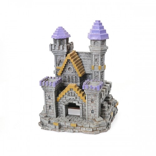 Décoration pour aquarium - Château 3D Small pour poissons