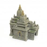 Décoration pour aquarium - Temple Bangan  Rosewood