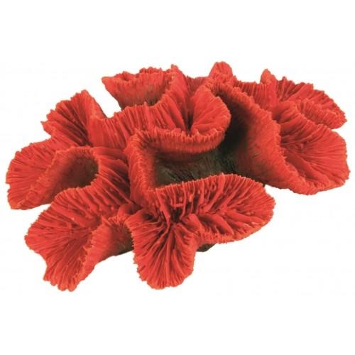 Décoration pour aquarium - Bouton de corail  pour poissons