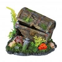 Décoration pour aquarium - Coffre au trésor Trixie