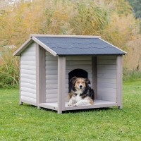 Niche pour chien - Niche Lodge Natura Trixie