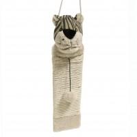 Griffoir pour chat - Griffoir Tigre à suspendre
