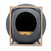 Maison pour chat - Cube Cocon - Edition Bois Meyou