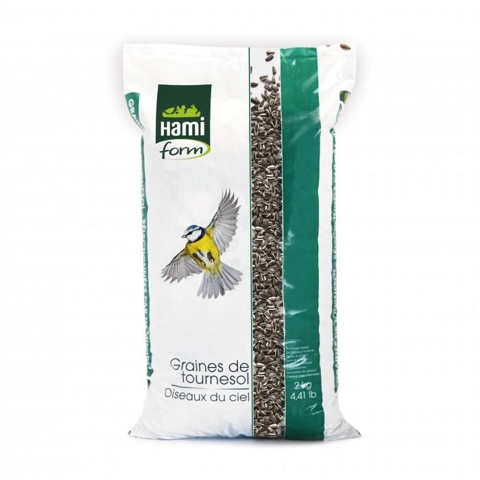 Graines de tournesol alimentation graines hamiform wanimo - Graines pour oiseaux du ciel ...