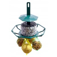 Support et alimentation pour oiseaux du ciel - Kit d'alimentation Caillard