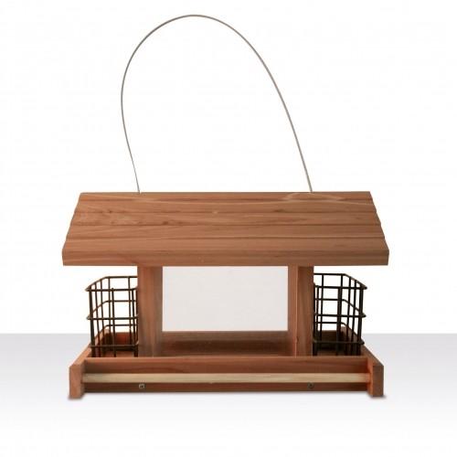 EXTERIEUR - Oiseaux des jardins - Mangeoire Sigun pour oiseaux