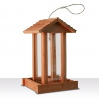 Mangeoire oiseaux des jardins - Mangeoire Tyr Hamiform