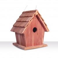 Nichoir pour Oiseaux des jardins - Nichoir Balata Hamiform