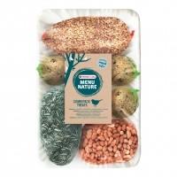 Aliment oiseaux du ciel - Pack de nourriture pour oiseaux du ciel - Menu Nature Versele Laga