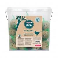 Boule de graisse - 50 Boules de graisse pour mésange Versele Laga