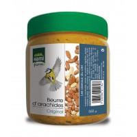 Aliment oiseaux du ciel - Beurre d'arachides Hamiform