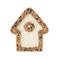 Aliment oiseaux du ciel - Maison en graisse et graines Zolux