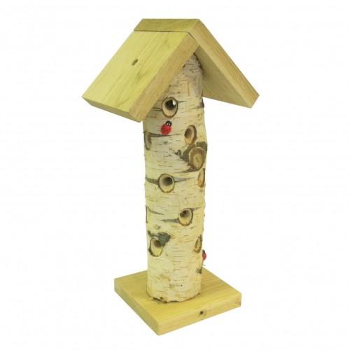 EXTERIEUR - Oiseaux des jardins - Tour à coccinelles  pour oiseaux