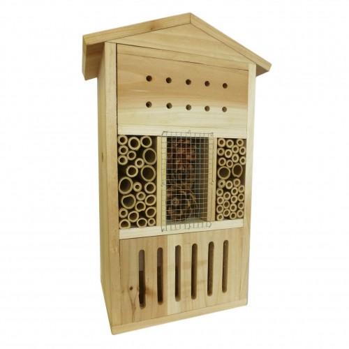 EXTERIEUR - Oiseaux des jardins - Hôtel à insectes pour oiseaux