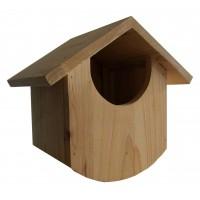 Nichoir pour oiseaux des jardins - Nichoir rond Caillard