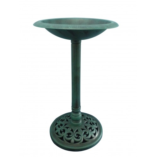 baignoire sur pied baignoire pour oiseaux des jardins. Black Bedroom Furniture Sets. Home Design Ideas