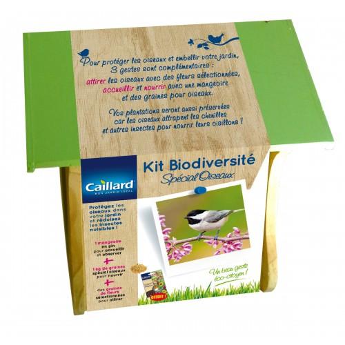 EXTERIEUR - Oiseaux des jardins - Kit de biodiversité Oiseaux pour oiseaux