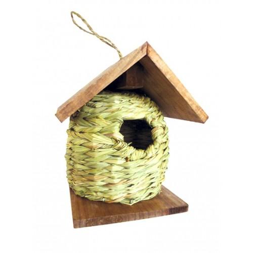 EXTERIEUR - Oiseaux des jardins - Nichoir Samoa pour oiseaux