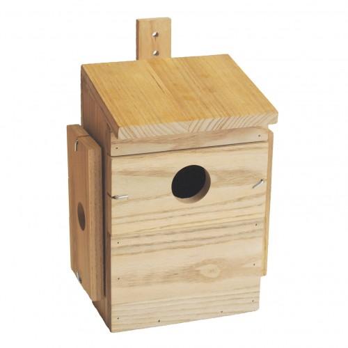 EXTERIEUR - Oiseaux des jardins - Nichoirs modulable multi-espèces pour oiseaux