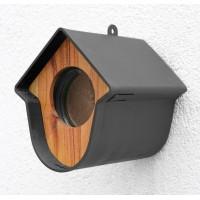 Mangeoire pour oiseaux des jardins - Mangeoire Evie Hamiform