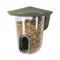 Mangeoire pour oiseaux des jardins - Mangeoire FeedR Hamiform