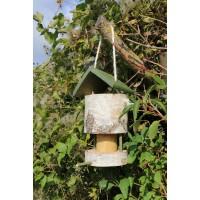 Distributeur de nourriture pour oiseaux des jardins - Distributeur Peanut Bar JR Farm