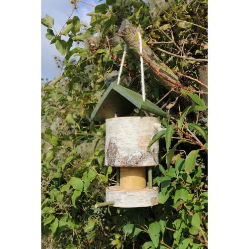 EXTERIEUR - Oiseaux des jardins - Distributeur Peanut Bar pour oiseaux