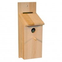 Nichoir pour oiseau - Nichoir en kit Kerbl