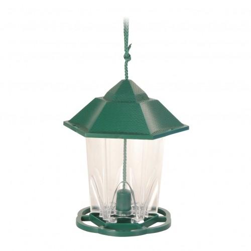 Mangeoire et abreuvoir - Mangeoire lanterne pour oiseaux