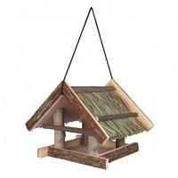 Mangeoire oiseaux des jardins - Mangeoire Natural Living Trixie