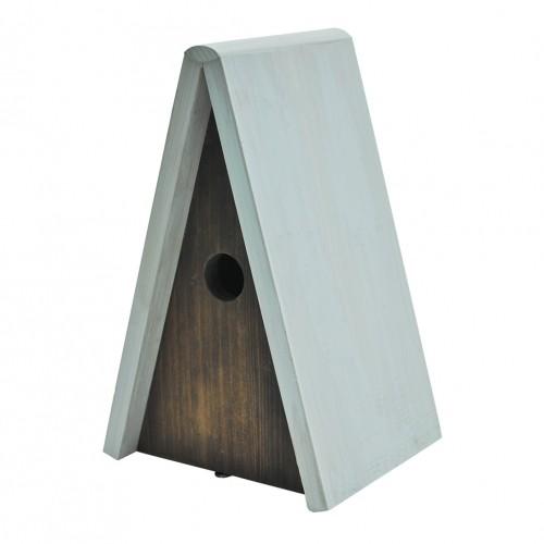 EXTERIEUR - Oiseaux des jardins - Nichoir pour mésange charbonnière pour oiseaux