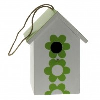 Nichoir pour oiseaux des jardins - Nichoir en bois  Vitakraft