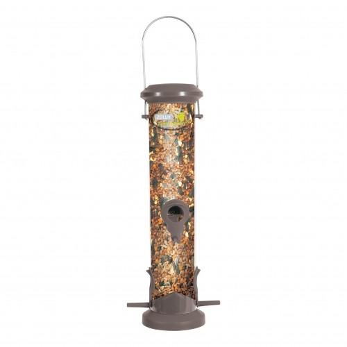 Mangeoire oiseaux des jardins - Mangeoire Silo Zolux