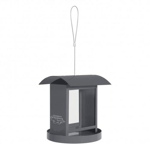 EXTERIEUR - Oiseaux des jardins - Mangeoire avec toit pour oiseaux