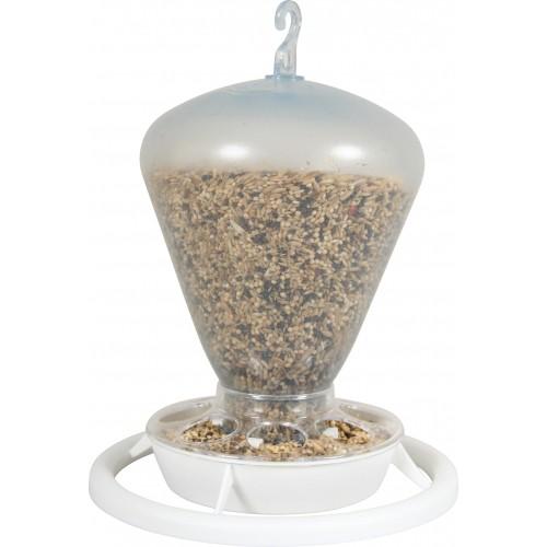 Mangeoire et abreuvoir - Mangeoire multi-trous pour oiseaux