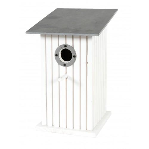 EXTERIEUR - Oiseaux des jardins - Nichoir Ardoise pour oiseaux