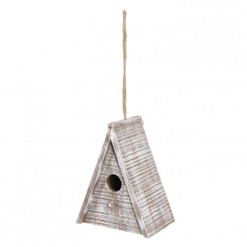 EXTERIEUR - Oiseaux des jardins - Nid en bois Caribou pour oiseaux