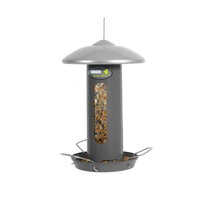Mangeoire solo design mangeoire pour oiseaux des jardins - Plan de mangeoire pour oiseaux du jardin ...
