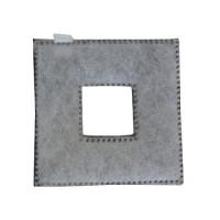 Filtration et aération - Plaquettes de filtration blanches pour Fluval Shui Fluval