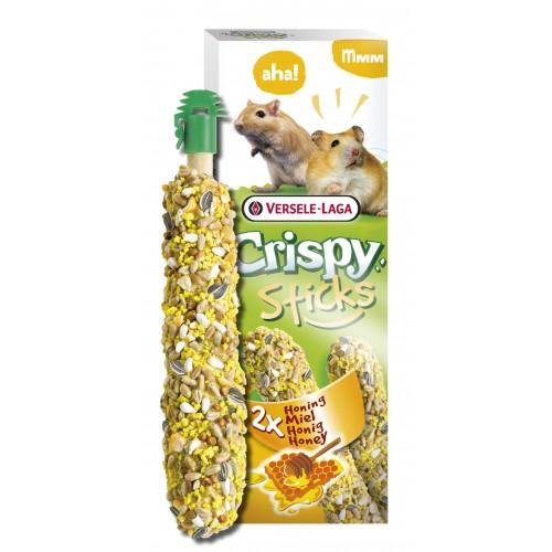 Friandise et complément  - Crispy Sticks Hamster et Gerbille pour rongeurs