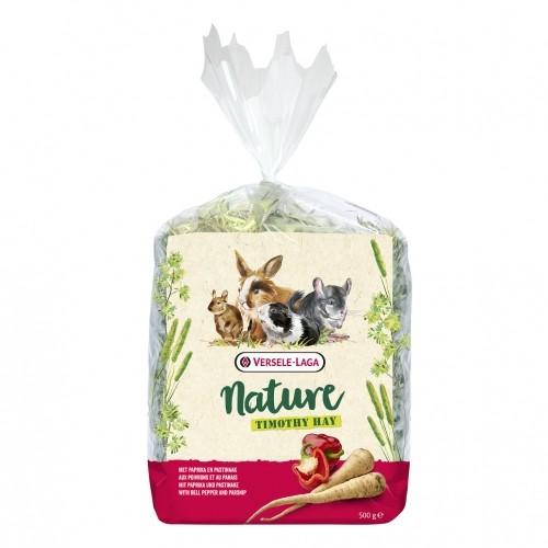Foin pour rongeur - Foin nature Timothy Hay pour rongeurs