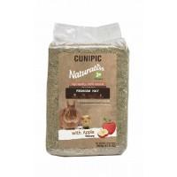 Foin pour lapin et rongeur - Foin Naturaliss à la pomme Cunipic