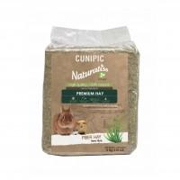Foin pour lapin et rongeur - Foin Premium Naturaliss Cunipic