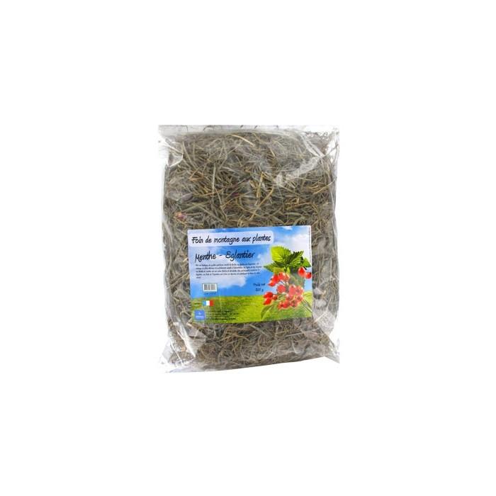 Foin pour rongeur - Foin de montagne aux plantes pour rongeurs