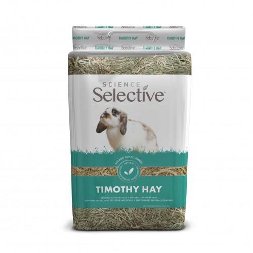 Foin pour rongeur - Selective Foin Timothy  pour rongeurs