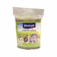Foin pour lapin et rongeurs - Foin de fléole Vitakraft
