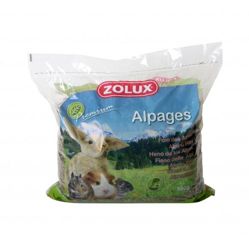 Bien-être au naturel - Foin Alpages Premium pour rongeurs